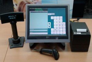 SRS POS pénztárgépes rendszer